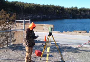 RI land surveying