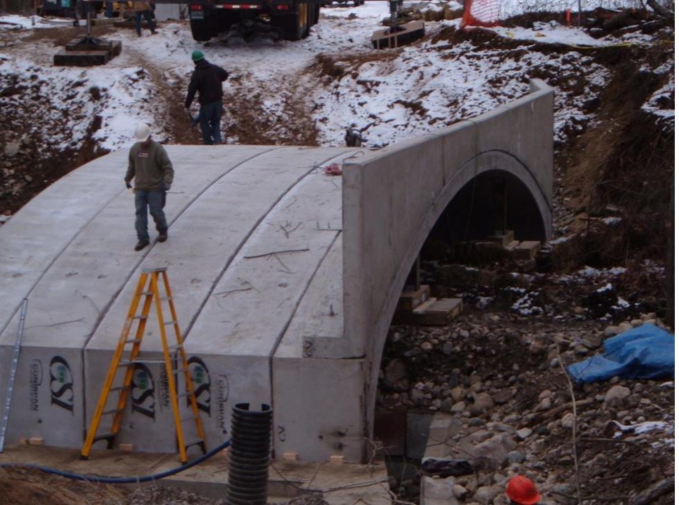 River Crossing Design