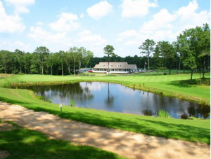 Water Quality Pond for Recreational Facility