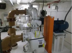 Pumping System - Bellows Street, Warwick, RI